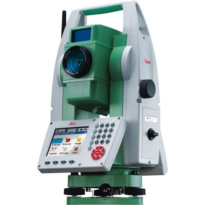دوربین نقشه برداری توتال استیشن لایکا مدل TS093R500