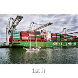 عکس باربری دریاییحمل و نقل دریایی و واردات کالا از چین