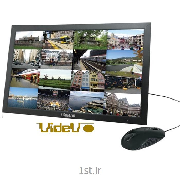 عکس مانیتور دوربین مدار بستهمانیتور شبکه VMLE2130M-V-IP16