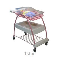 تخت بستری نوزاد (کات نوزاد) مدل 610 Baby cut