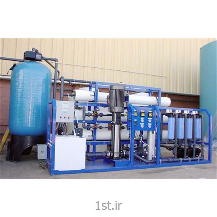 آب شیرین کن صنعتی، اسمز معکوس (RO)