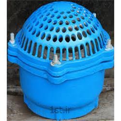 عکس شیر آبسوپاپ دندهای چدنی ( فوت ولو ) Foot valve