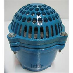 سوپاپ دندهای چدنی ( فوت ولو ) Foot valve