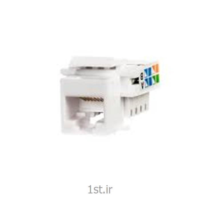 جک شبکه سفید نوع 5