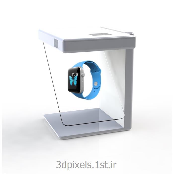 عکس پخش کننده های تبلیغاتی (Advertising Players)نمایشگر هولوگرافیک سه بعدی رومیزی قابل حمل 3D Holographic