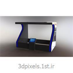 نمایشگر هولوگرافیک سه بعدی نمایشگاهی یک وجهی 3D Holographic