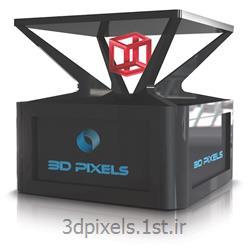 عکس پخش کننده های تبلیغاتی (Advertising Players)نمایشگر هولوگرافیک سه بعدی محیطی 360 درجه 3D Holographic