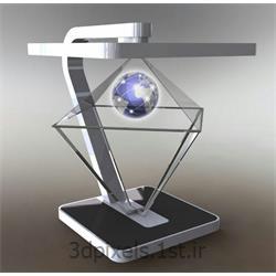 عکس پخش کننده های تبلیغاتی (Advertising Players)نمایشگر هولوگرافیک سه بعدی نمایشگاهی 360 درجه 3D Holographic