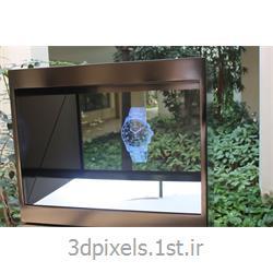 عکس پخش کننده های تبلیغاتی (Advertising Players)نمایشگر هولوگرافیک سه بعدی 32 اینچ قابل حمل ویترینی 3D Holographic