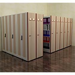 عکس محصولات بایگانیقفسه بایگانی متحرک ریلی برقی