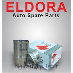 عکس قطعات موتور خودروپیستون سمند EF7 استاندارد STD الدورا