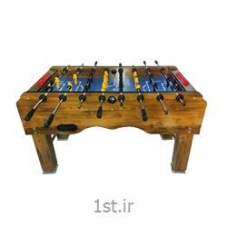 میز فوتبال دستی ام دی اف  مدل ST17