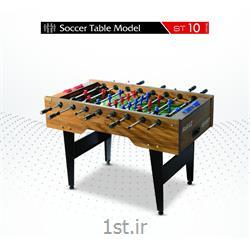 میز فوتبال دستی ام دی اف فراز مدل ST10