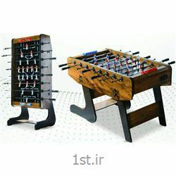 میز فوتبال دستی ام دی اف فراز مدل ST11