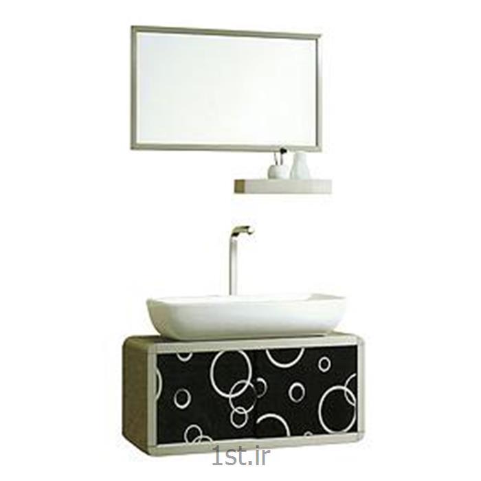 عکس کمد حمام و توالتروشویی کابینت موست مدل لیندا