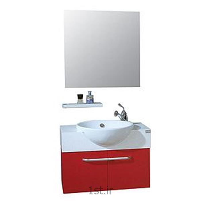 عکس کمد حمام و توالتروشویی کابینت موست مدل کارون