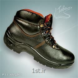 عکس کفش ایمنیپوتین ایمنی تلاش ساق بلند کد 311