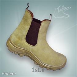 عکس کفش ایمنیپوتین ایمنی سهند 325