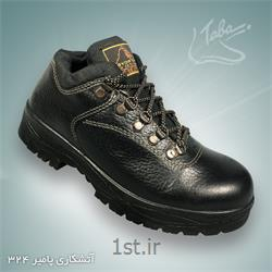 عکس کفش ایمنیپوتین ایمنی آتشکاری پامیر کد 324