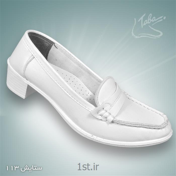 عکس سایر کفش هاکفش تمام چرم زنانه ستایش  کد 113