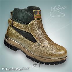 عکس کفش ایمنیپوتین ایمنی آتشکاری فونیکس کد 315