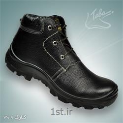 عکس کفش ایمنیپوتین ایمنی کلارک کد 309