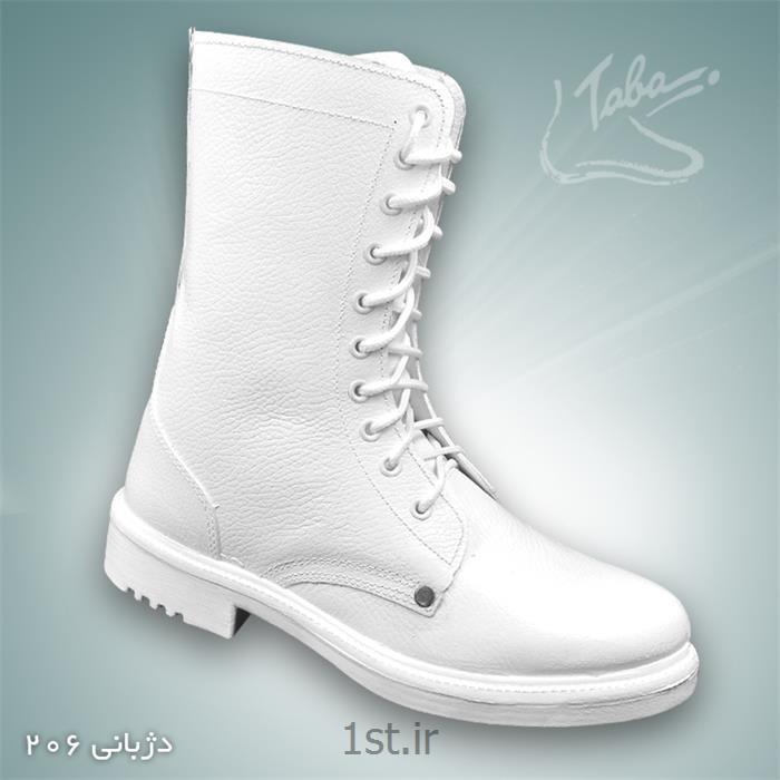 عکس سایر کفش های مخصوصپوتین سربازی دژبانی  کد 206