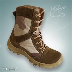 عکس سایر کفش های مخصوصپوتین سربازی مرزبانی  کد 202