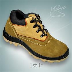 کفش ایمنی ساوالان ساق کوتاه کد 302