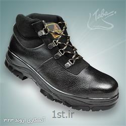 عکس کفش ایمنیپوتین ایمنی آتشکاری اروند کد 323