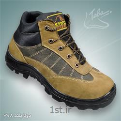 عکس کفش ایمنیپوتین ایمنی دونا ساق بلند کد 308