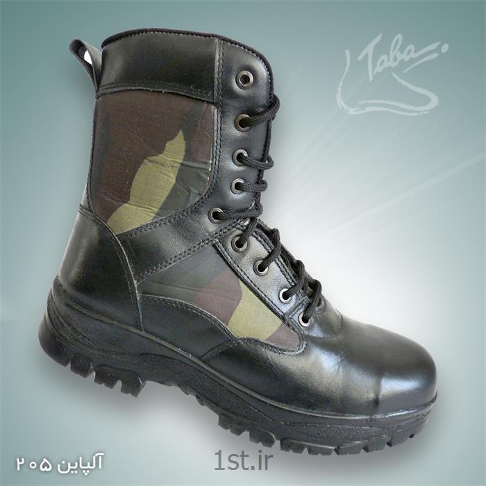 عکس سایر کفش های مخصوصپوتین سربازی آلپاین  کد 205