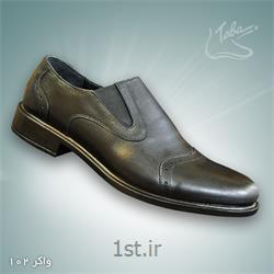 کفش تمام چرم واکر  کد 102