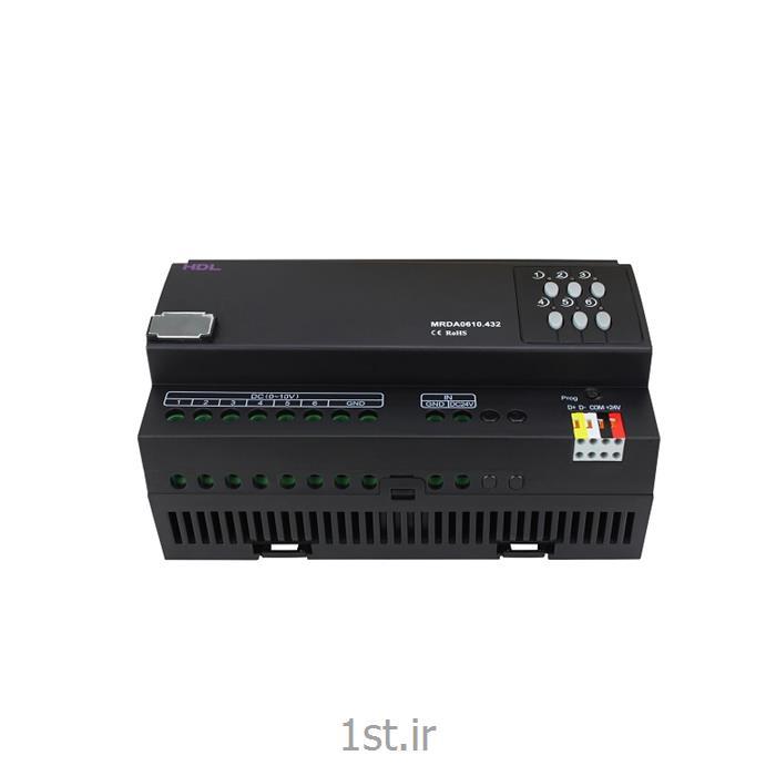 بالاست کنترلر 6 کانال فلورسنت اچ دی ال (HDL)