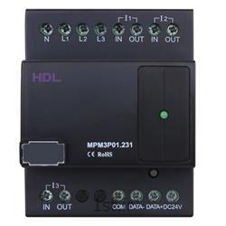 کلمپ پاورمیتر پرتابل تک فاز هوشمند اچ دی ال (HDL)