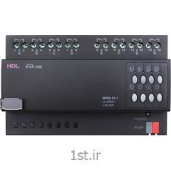 رله هوشمند 8 کانال 10 آمپر KNX اچ دی ال (HDL)