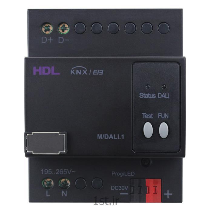 عکس تجهیزات ساختمانی هوشمند (خانه هوشمند)کنترلر دالی سیستم هوشمند روشنایی KNX اچ دی ال (HDL)