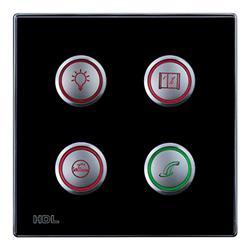 عکس تجهیزات ساختمانی هوشمند (خانه هوشمند)کلید هوشمند وایرلس اچ دی ال (HDL)