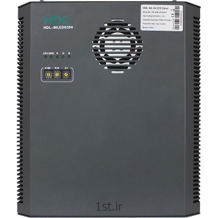 دیمر هوشمند 3 کانال 4 آمپر درایو LED اچ دی ال (HDL)