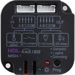 ماژول ورودی دیجیتال و سنسور دما KNX اچ دی ال (HDL)
