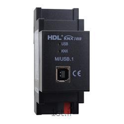 ماژول هوشمند رابط بین USB و KNX اچ دی ال (HDL)