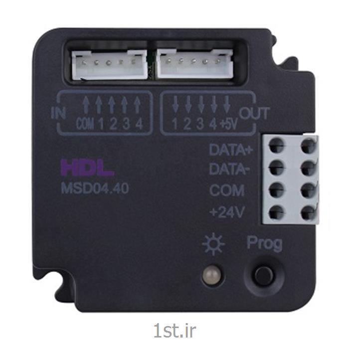 ماژول ورودی دیجیتال 4 کانال اچ دی ال (HDL)