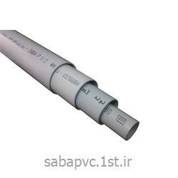 عکس قطعات و اتصالات لوله کشیلوله 3.2*110 نیمه قوی PVC