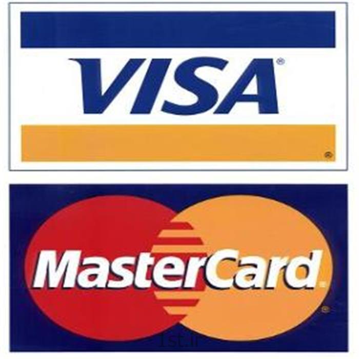 عکس خدمات کارت اعتباریVISA CARD & MASTER CARD