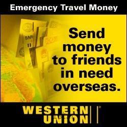 خدمات بانکی WESTERN UNION