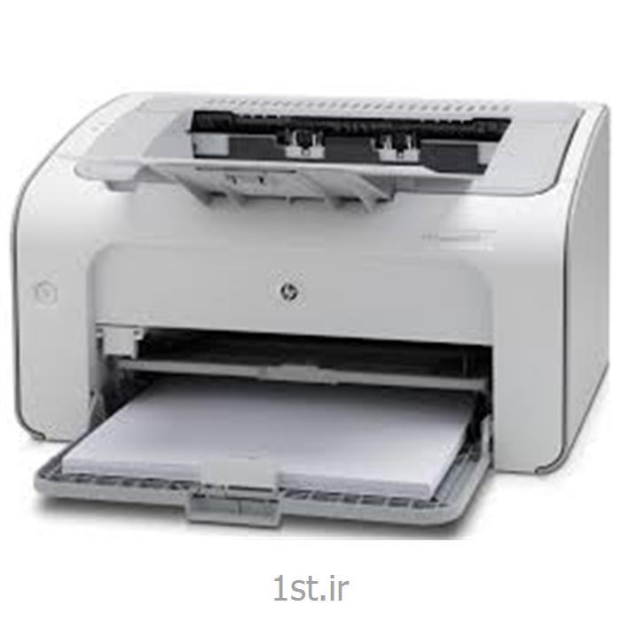 عکس چاپگر (پرینتر)چاپگر 110w2 اچ پی HP لیزر سیاه وسفید