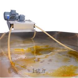 عکس دستگاه تصفیه روغن / نفتدستگاه تصفیه روغن( آب صابون ، روغن هیدرولیک و...) مدل U1 ساخت آلمان