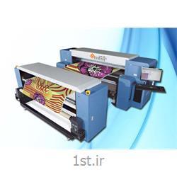 عکس ماشین آلات نساجی رنگرزیدستگاه صنعتی چاپ مستقیم بر روی پارچه