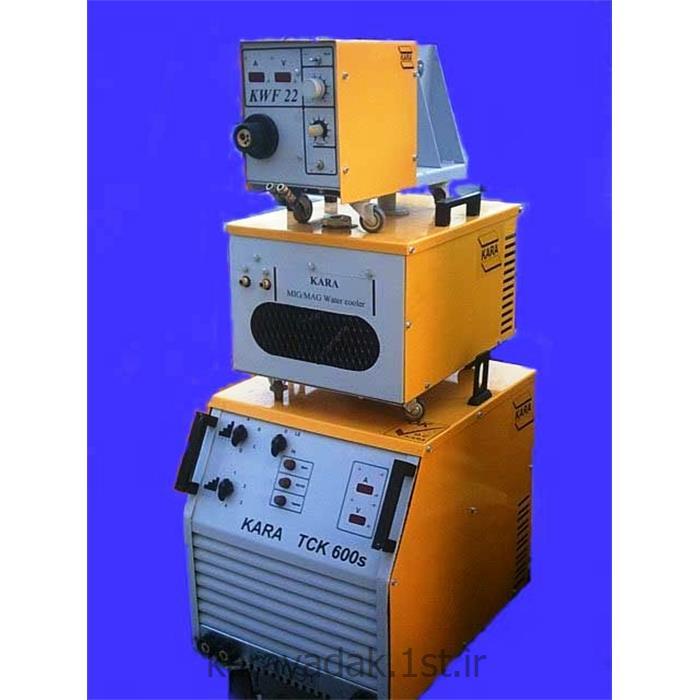 عکس دستگاه جوش میگ (دستگاه جوش MIG)دستگاه جوش CO2 آب خنک کارا مدل KARA TCK 600 با ظرفیت 600 آمپر
