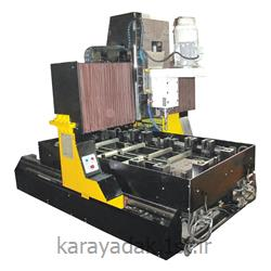 د ریل cnc پلیت کارا مدل : KARA CNC Plate Drilling Machine